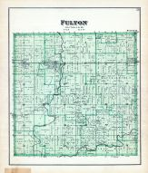 Fulton Township, Gratiot County 1889