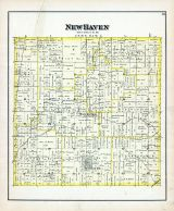 New Haven Township, Gratiot County 1889