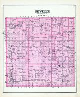 Seville Township, Gratiot County 1889