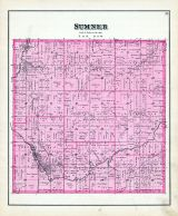 Sumner Township, Gratiot County 1889