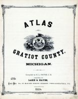 Title Page, Gratiot County 1889