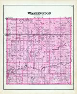 Washington Township, Gratiot County 1889