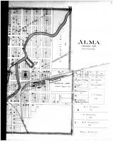 Alma - Right, Gratiot County 1901