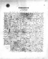 Emerson Township, Gratiot County 1901