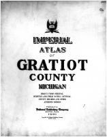 Title Page, Gratiot County 1901
