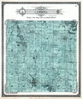 Cambria Township, Hillsdale County 1916 Published by Ogle