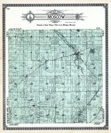 Moscow Township, Hillsdale County 1916 Published by Ogle