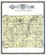 Scipio Township, Hillsdale County 1916 Published by Ogle