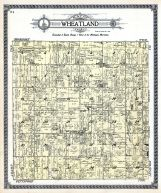 Wheatland Township, Hillsdale County 1916 Published by Ogle