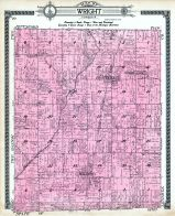 Wright Township, Hillsdale County 1916 Published by Ogle