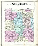 Wheatfield Township, Williamstown P.O., Ingham County 1874 with Lansing