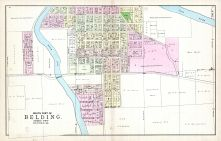 Belding - South, Ionia County 1891