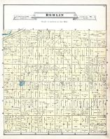 Berlin Township, Ionia County 1891