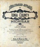 Title Page, Ionia County 1906