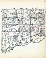Easton Township, Ionia County 1931