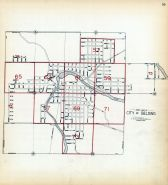 Index Map - Belding City, Ionia County 1931