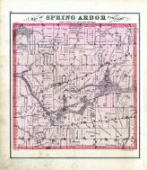 Spring Arbor Township, Jackson County 1874