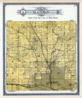Blackman Township, Jackson County 1911