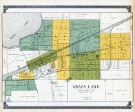 Grass Lake, Jackson County 1911