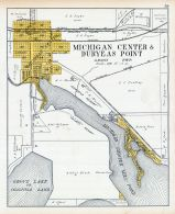 Michigan Center, Duryeas Point, Jackson County 1911