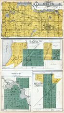 Napoleon Township, Hanover, Waterloo, Munith, Jackson County 1911
