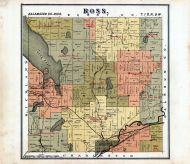 Ross Township, Kalamazoo County 1890