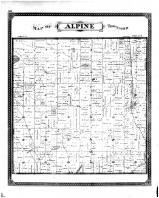 Alpine Township, Kent County 1876