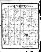 Cannon Township, Kent County 1876