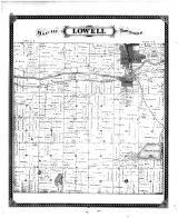 Lowell Township, Kent County 1876