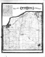 Wyoming Township, Grandville, Kent County 1876