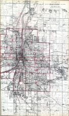 Index Map - Grand Rapids City 2, Kent County 1907