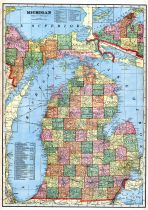 State Map, Kent County 1907
