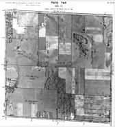 Page 6 - 11 - 13 - Paris Township,  Kentwood, Sec. 13 - Aerial Map, Kent County 1960 Vol 2
