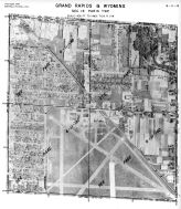 Page 6 - 11 - 18 - Paris Township, Grand Rapids and Wyoming, Sec. 18 - Aerial Index Map, Kent County 1960 Vol 2