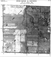 Page 6 - 11 - 21 - Paris Township, Grand Rapids and Kentwood, Sec. 21- Aerial Index Map, Kent County 1960 Vol 2
