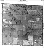 Page 6 - 11 - 22 - Paris Township, Kentwood, Sec. 22 - Aerial Index Map, Kent County 1960 Vol 2
