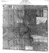 Page 6 - 11 - 26 - Paris Township, Kentwood, Sec. 26 - Aerial Map, Kent County 1960 Vol 2