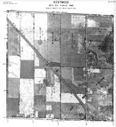 Page 6 - 11 - 34 - Paris Township, Kentwood, Sec. 34 - Aerial Index Map, Kent County 1960 Vol 2