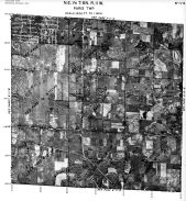 Page 6 - 11 - A - Paris Township - Aerial Index Map, Kent County 1960 Vol 2