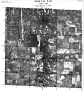 Page 6 - 11 - C - Paris Township - Aerial Index Map, Kent County 1960 Vol 2