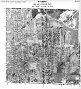Page 6 - 12 - 10 - Wyoming Township, Wyoming, Sec. 10 - Aerial Index Map, Kent County 1960 Vol 2