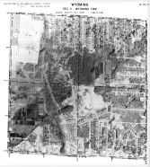 Page 6 - 12 - 11 - Wyoming Township, Wyoming, Sec. 11 - Aerial Index Map, Kent County 1960 Vol 2