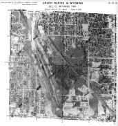 Page 6 - 12 - 12 - Wyoming Township, Grand Rapids and Wyoming, Sec. 12 - Aerial Index Map, Kent County 1960 Vol 2