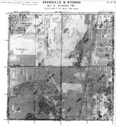 Page 6 - 12 - 16 - Wyoming Township, Grandville and Wyoming, Sec. 16 - Aerial Index Map