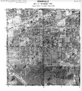 Page 6 - 12 - 17 - Wyoming Township, Grandville, Sec. 17 - Aerial Index Map, Kent County 1960 Vol 2