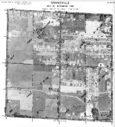 Page 6 - 12 - 19 - Wyoming Township, Grandville, Sec. 19 - Aerial Index Map, Kent County 1960 Vol 2