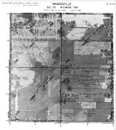 Page 6 - 12 - 20 - Wyoming Township, Grandville, Sec. 20 - Aerial Index Map, Kent County 1960 Vol 2