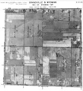 Page 6 - 12 - 29 - Wyoming Township, Grandville and Wyoming, Sec. 29 - Aerial Map, Kent County 1960 Vol 2