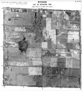 Page 6 - 12 - 34 - Wyoming Township, Wyoming, Sec. 34 - Aerial Map, Kent County 1960 Vol 2