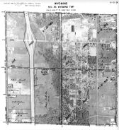Page 6 - 12 - 36 - Wyoming Township, Wyoming, Sec. 36 - Aerial Index Map Map, Kent County 1960 Vol 2
